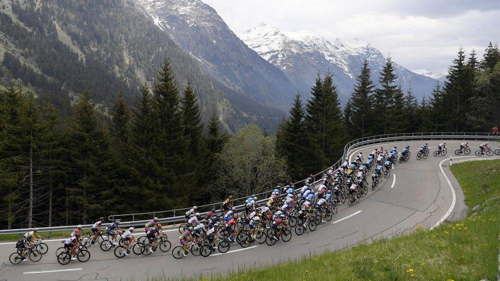Les cyclistes du Tour d'Italie ont encore fait face à une météo difficile cette année.