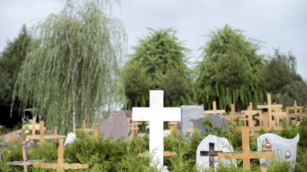 De nombreuses communes suisses ont interdit l'utilisation des pesticides de manière volontaire.Le cimetière de Bois-de-Vaux (photo), à Lausanne, est devenu ainsi le refuge de nombreuses espèces.