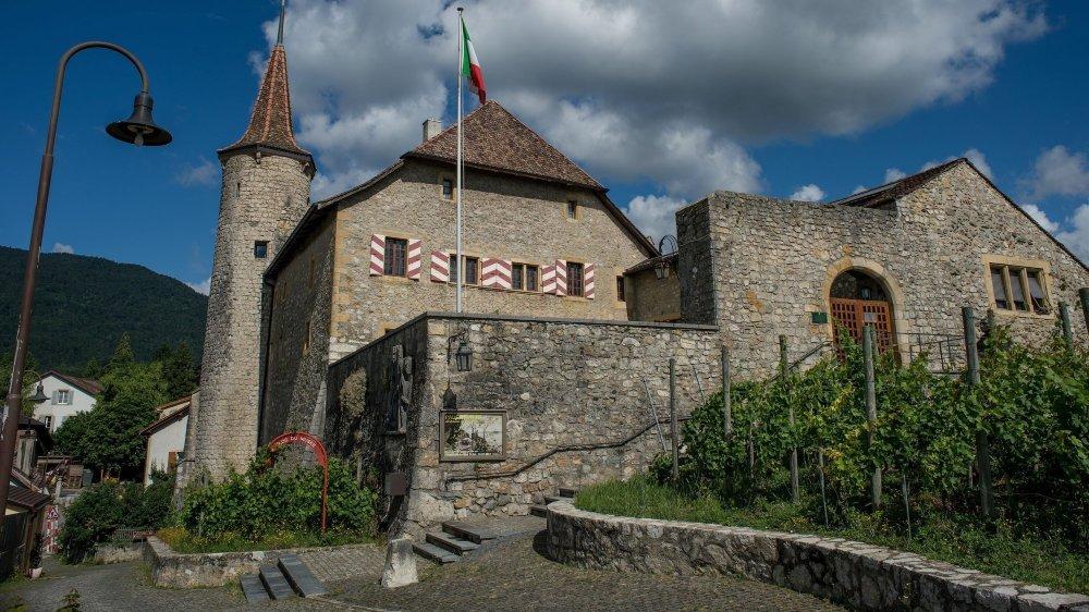 Les châteaux neuchâtelois, ici le château de Boudry, espèrent accueillir de nombreux visiteurs dans le cadre de ce programme commun de festivités.