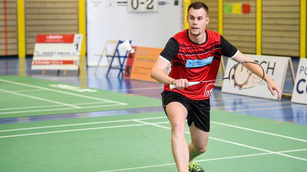 Mathias Bonny a décroché deux médailles en Valais.