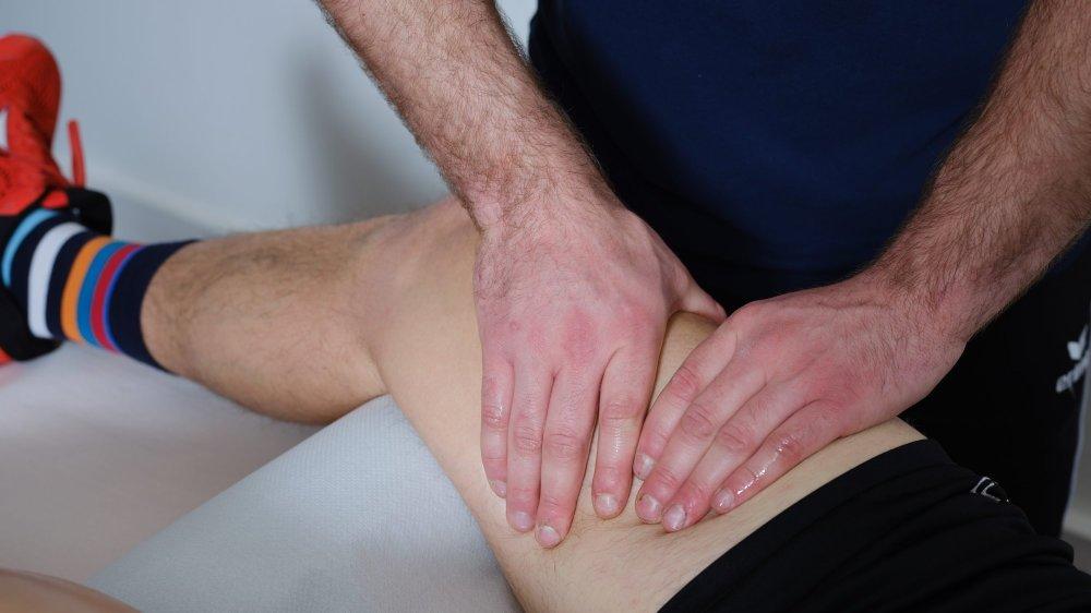 Situation sanitaire oblige, les masseuses et masseurs bénévoles ne sont pas admis au BCN Tour Challenge. Au grand dam des coureuses et coureurs.