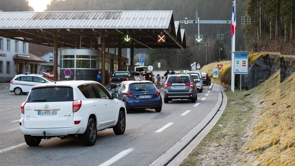 Un peu plus de 13 000 frontaliers travaillent dans le canton de Neuchâtel.