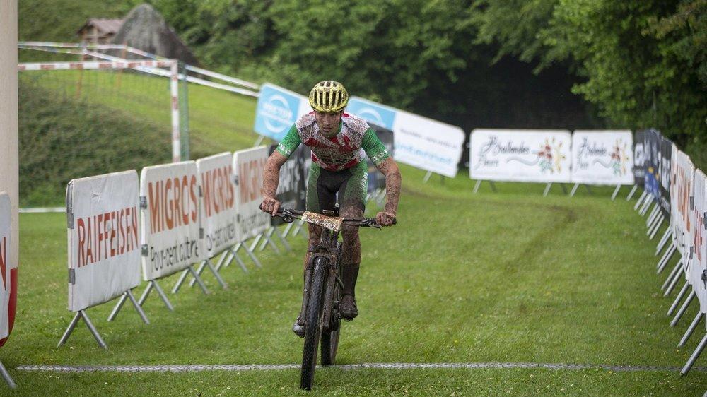 Luca Barben devra défendre sa très légère avance lors de cette dernière étape.
