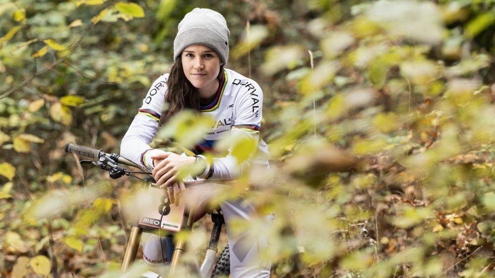 Camille Balanche reprend la compétition ce week-end.
