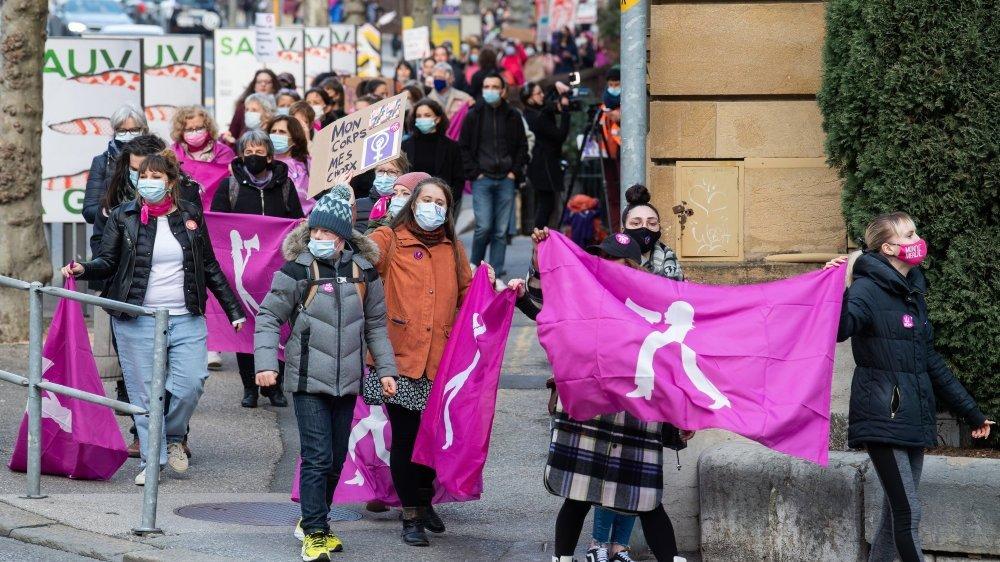 Le 14 juin prochain, les dames et les messieurs sont invités à se mobiliser pour les droits des femmes, comme le 8 mars 2021.