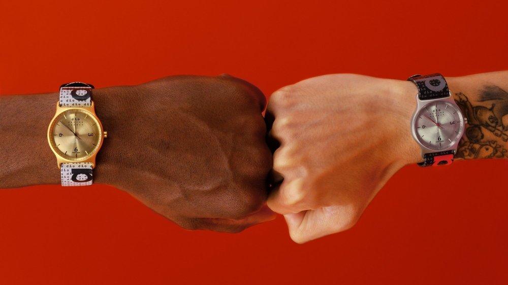 Ethique, durable, unisexe, transgenre: la montre D&A veut séduire les Millenials.