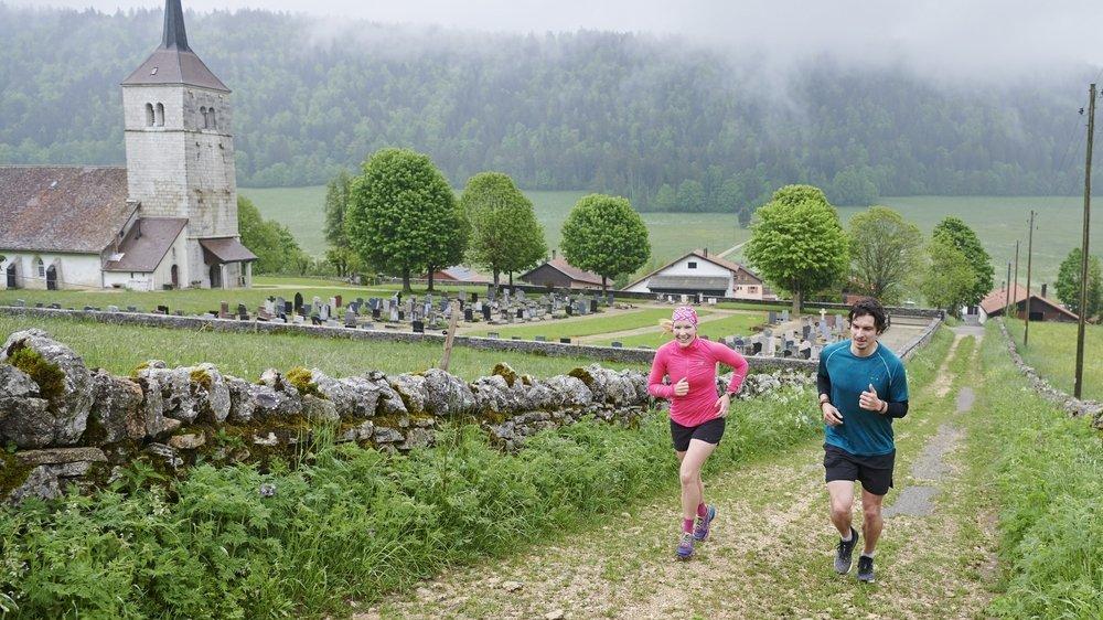 La deuxième étape du BCN Tour Challenge emmènera les coureurs à travers la vallée de La Sagne.
