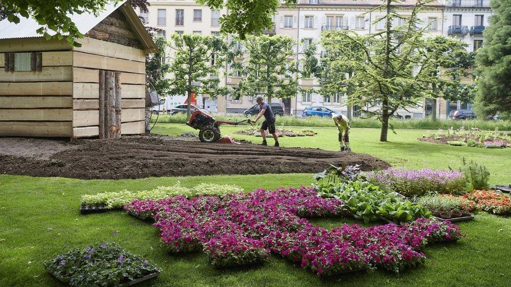 La Ville de Neuchâtel se passe de pesticides depuis près de quinze ans.