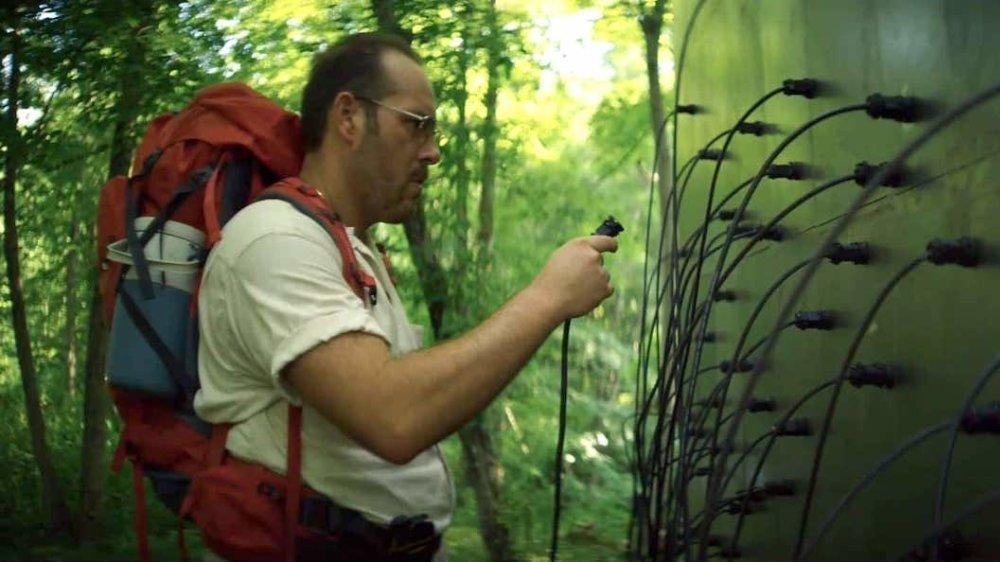 «Lapsis» de Noah Hutton, une satire «anti-Amazon» proposée en ouverture et en compétition internationale.