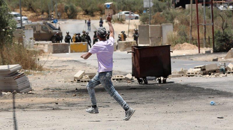 Sous Israël la Palestine
