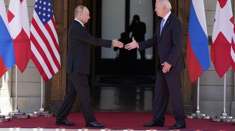 Les Tissot de Biden et Poutine n'étaient pas un plan B