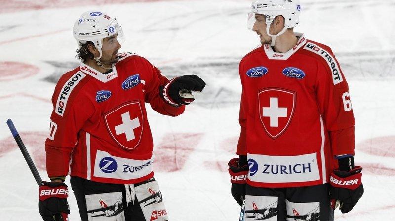Hockey sur glace: Andres Ambühl, ce phénomène