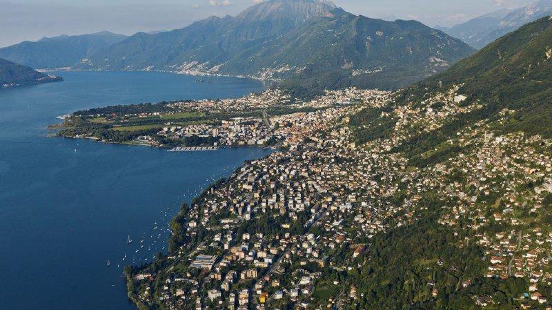 C'est à Magadino et Cadenazzo qu'il a fait le plus chaud avec 34,1 degrés, suivi de Lugano avec 33,3 degrés, selon SRF Meteo.