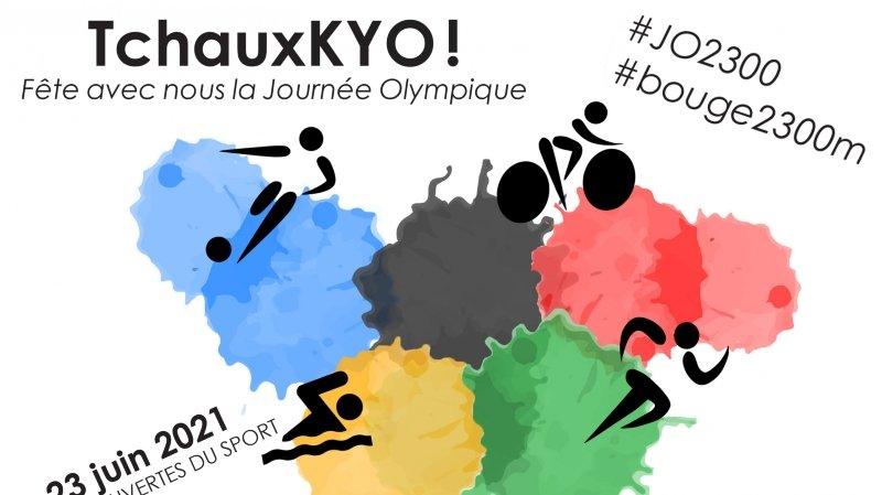 TchauxKyo 2021 - Les portes-ouvertes du sport