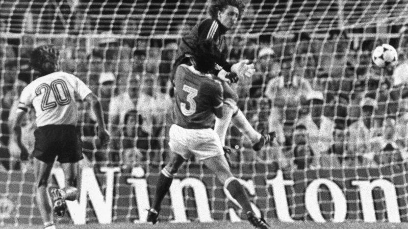 France-Allemagne: Maxime Bossis et Alain Giresse n'oublieront jamais la demi-finale de 1982