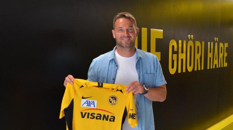 Football – entraîneurs: Aurélien Mioch à Young Boys, Alexandre Pepe dans le Bas-Rhin