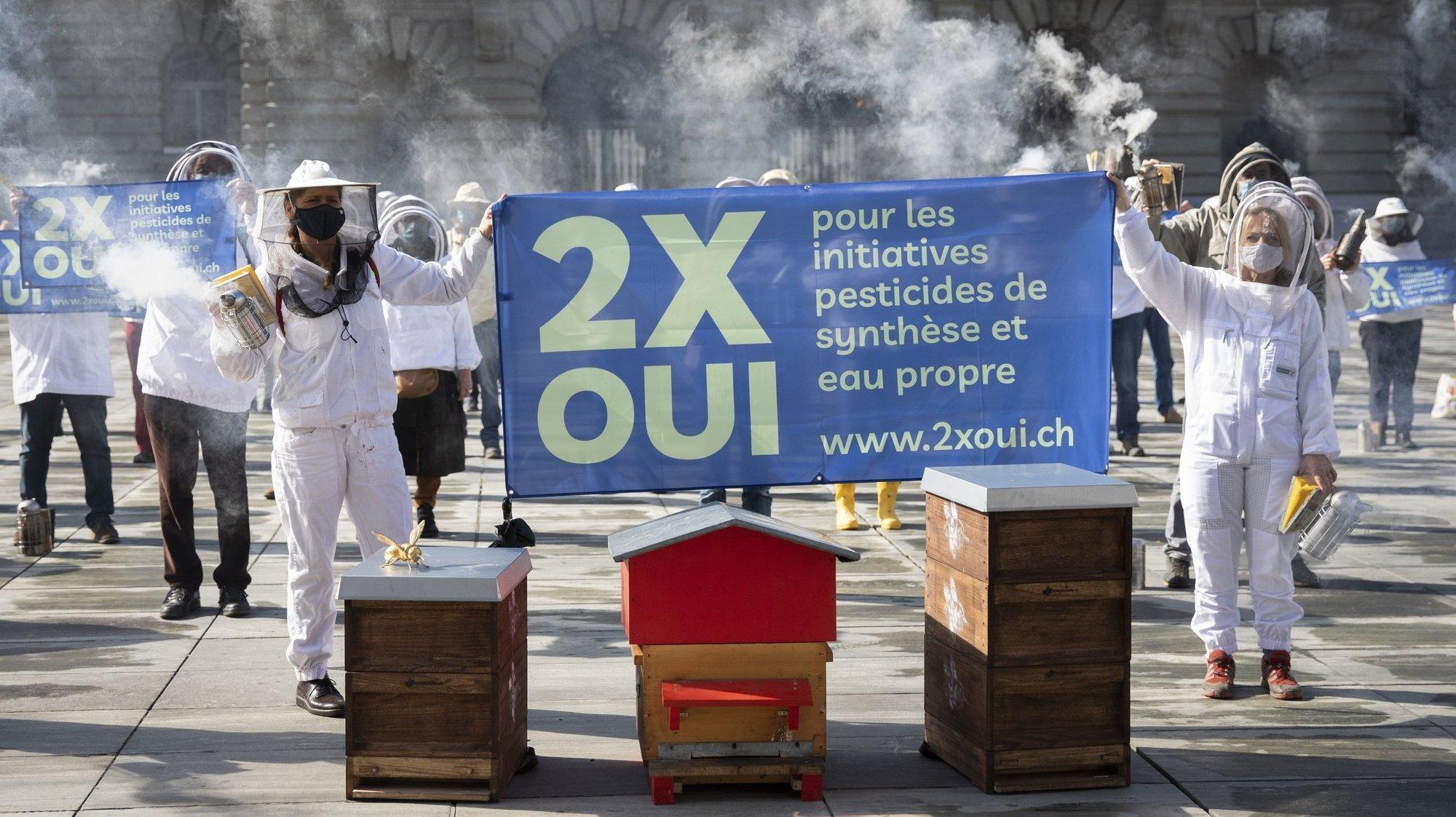 Initiatives pesticides: qui est pour, qui est contre dans le canton de Neuchâtel?