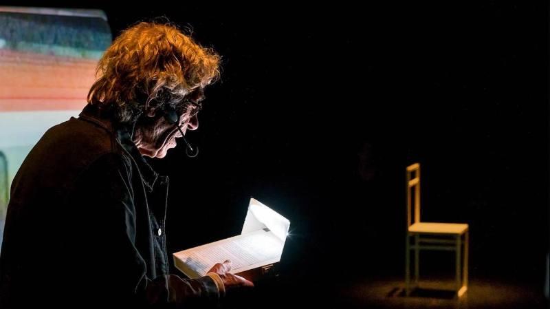 L'âme et le geste - La Poudrière&Albert Marcoeur