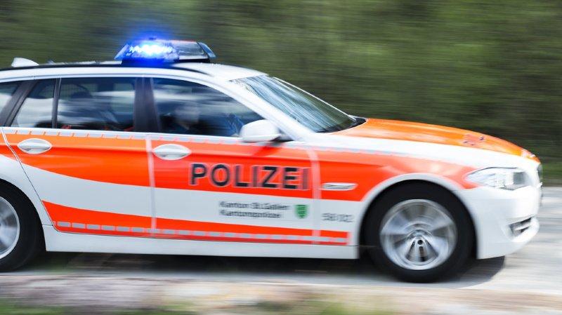 Saint-Gall: un couple marié chute mortellement du 5e étage d'un parking pendant une dispute