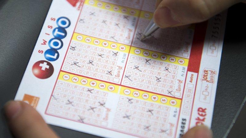 Loterie: un nouveau millionnaire au tirage du Swiss Loto