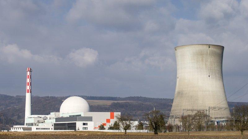 La centrale nucléaire de Leibstadt (AG) va être déconnectée du réseau lundi pour cinq mois.