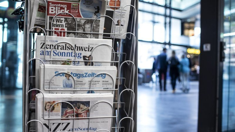 Revue de presse: autotests, avion de combat, Sunrise UPC… les titres de ce dimanche