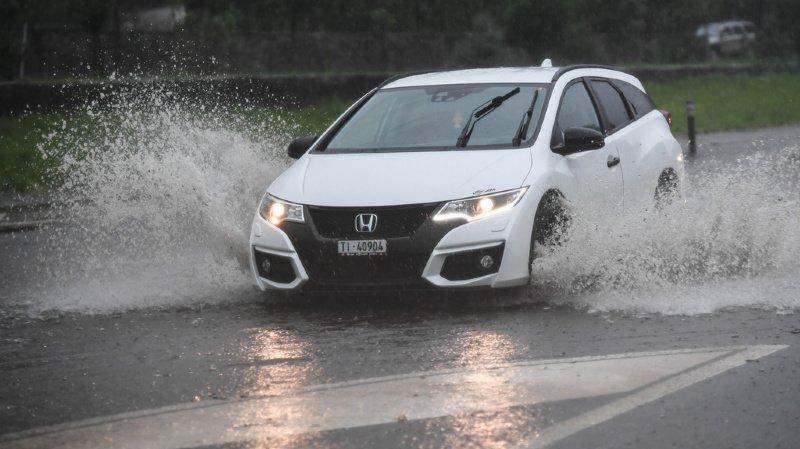 Des quantités considérables de pluie sont tombées en Suisse alémanique au cours des dernières 48 heures. (illustration)