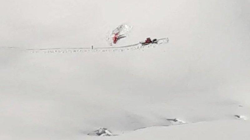 Un avion de combat suisse s'écrase dans le canton d'Obwald