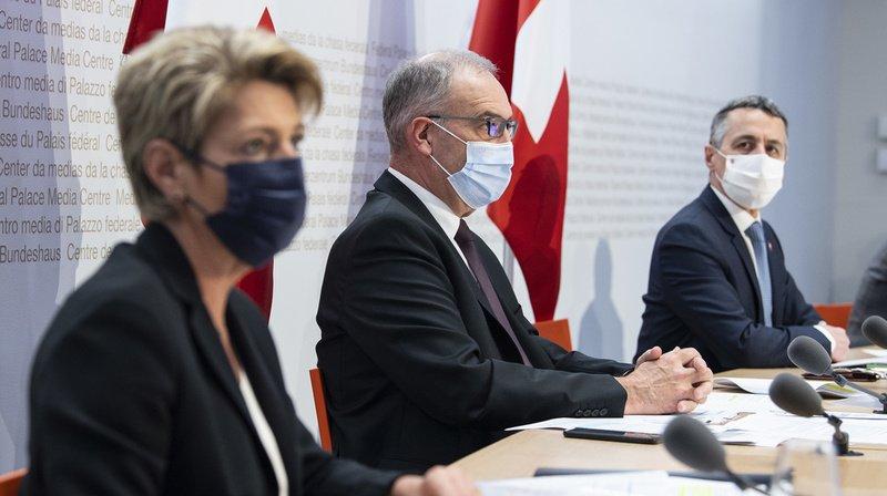 Accord-cadre: le Conseil fédéral rompt les négociations, l'UE «regrette»