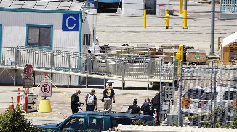 Fusillade en Californie: le bilan grimpe à 9 morts