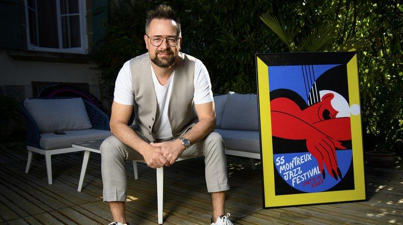 Mathieu Jaton a dévoilé le programme du Montreux Jazz.