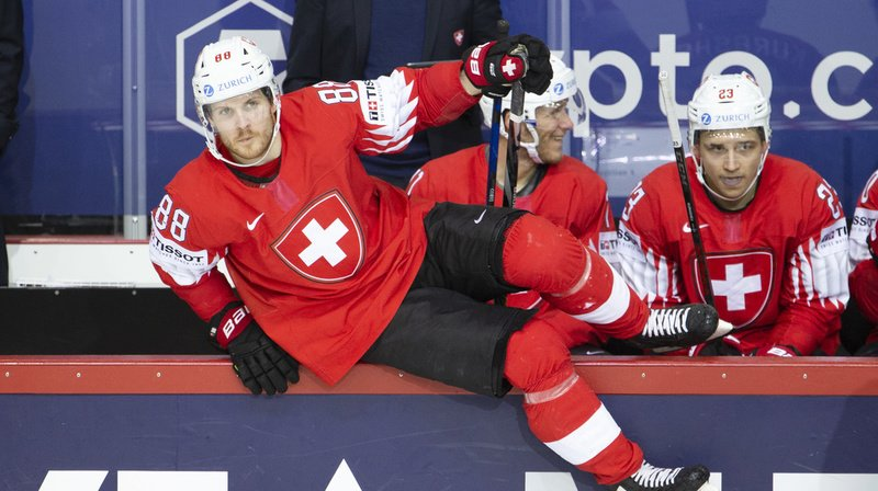 Hockey sur glace – Mondial: Suisse – Allemagne en quarts de finale