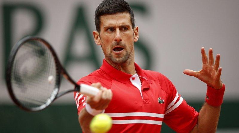Tennis – Roland-Garros: Djokovic se qualifie pour les 8es de finale