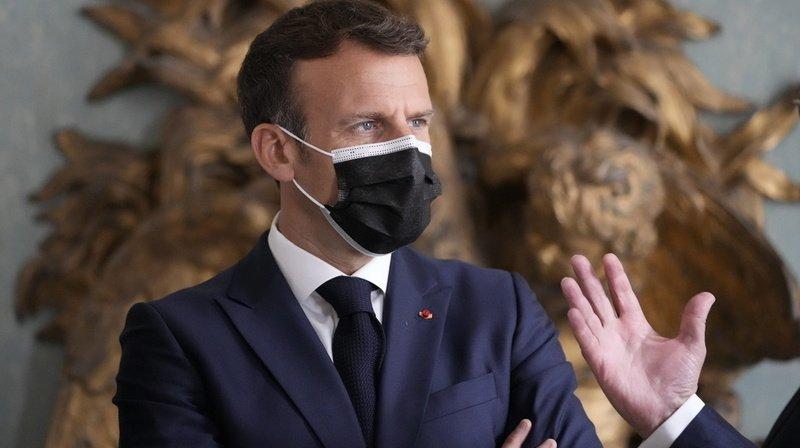 L'incident s'est produit alors que le président Emmanuel Macron était déplacement dans la Drôme.