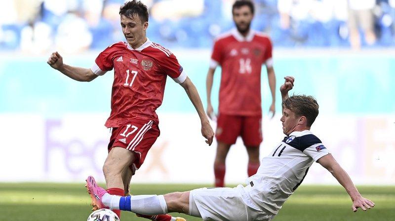 Au coeur de l'Euro: la Russie bat la Finlande et se relance dans le tournoi