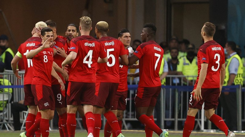 Euro 2021: la Suisse s'impose face à la Turquie et devrait jouer les huitièmes de finale