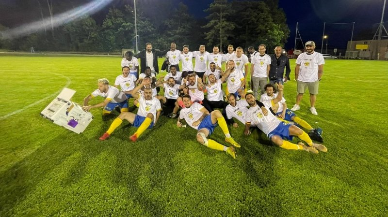 Football – deuxième ligue: Coffrane champion cantonal