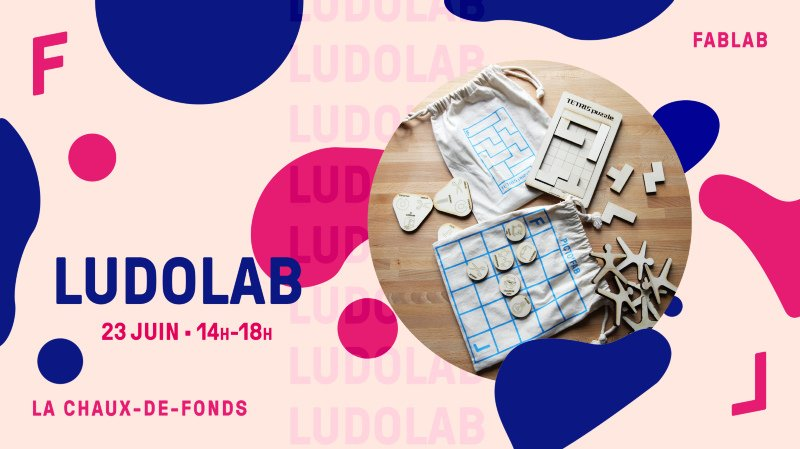 LudoLab | Atelier Jeux de société