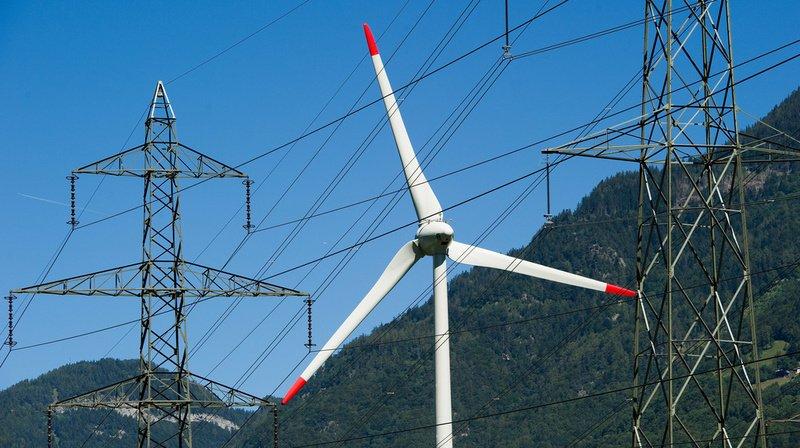 Forte baisse de la consommation d'énergie en Suisse en 2020