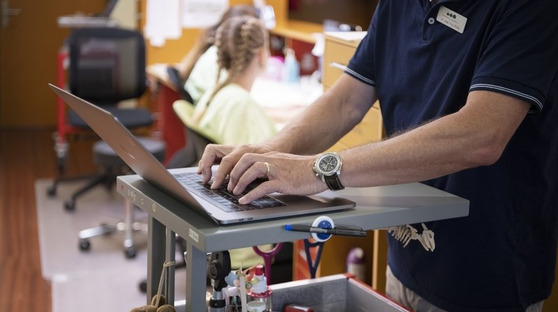 Santé: le dossier électronique du patient arrive dans 6 cantons romands