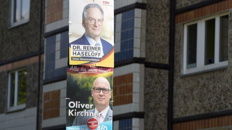Allemagne: la CDU pressée par l'extrême droite