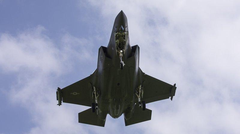 Nouvel avion de combat: le jet F-35 américain remonte la pente