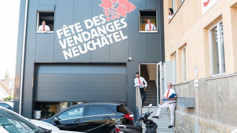 Neuchâtel: la Fête des vendanges ouvre son club de soutien