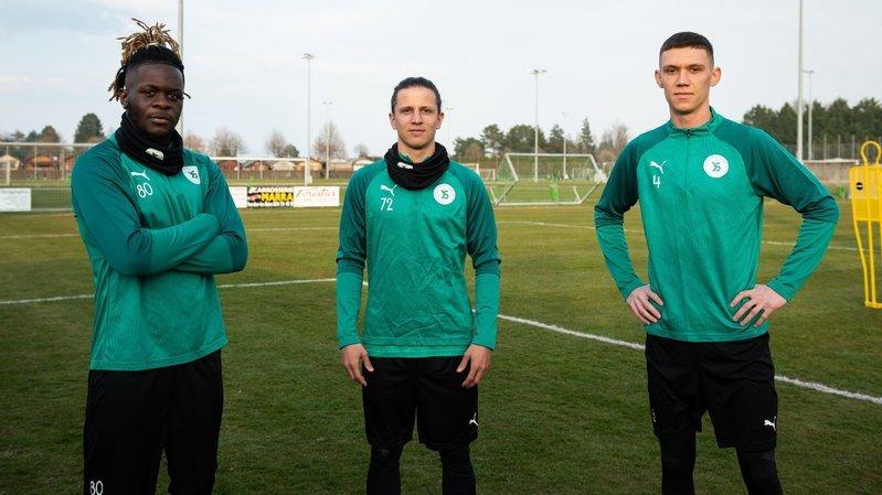 Football: Safet Alic ne poursuivra pas son aventure avec Yverdon Sport