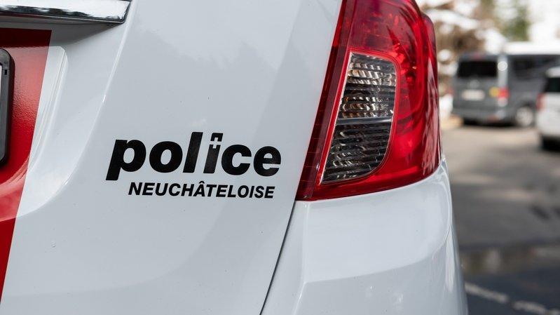 Blessé, le conducteur du deux-roues a dû être emmené à l'hôpital Pourtalès.