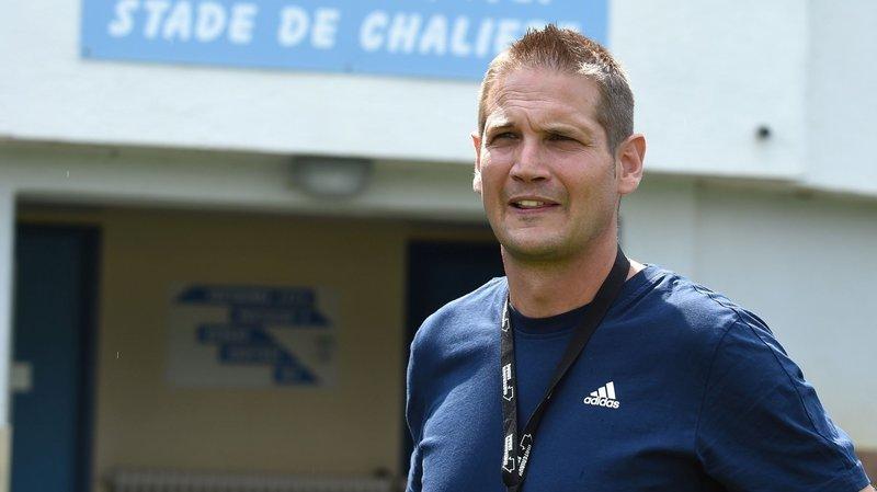 Alain Villard nouveau coach de Saint-Imier