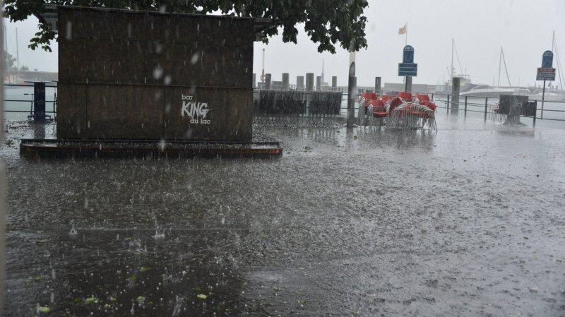 Quelques gestes simples permettent de limiter les dégâts des orages d'été.