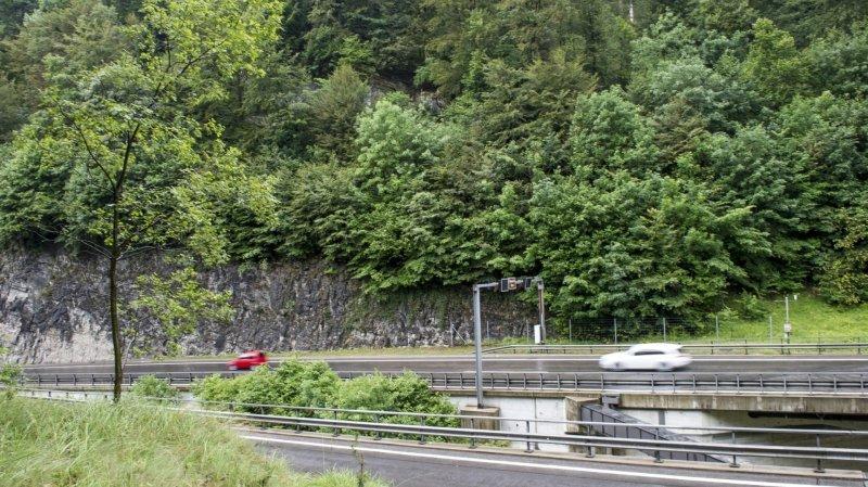 Neuchâtel: fermetures nocturnes dans les gorges du Seyon