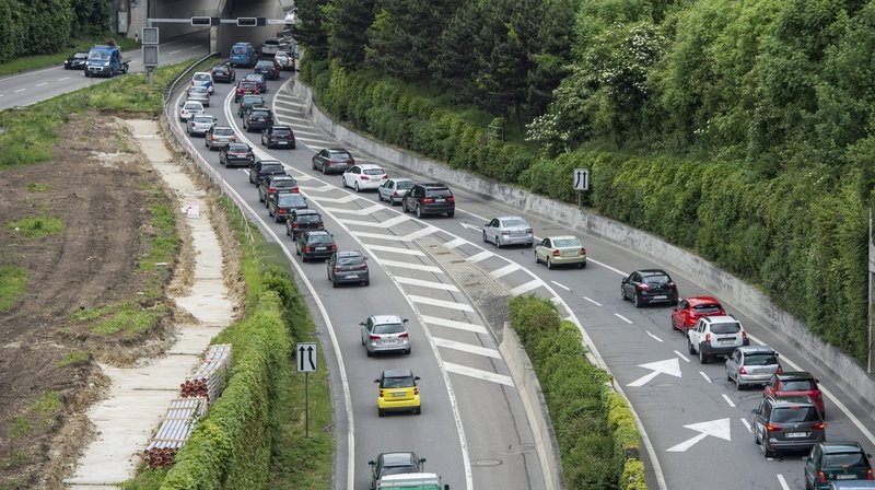 Trois blessés sur les routes neuchâteloises ce lundi