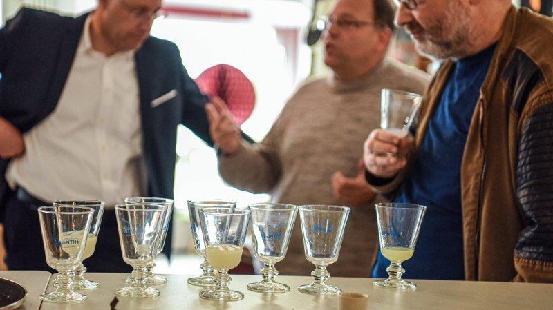 IGP pour l'absinthe: la balle est dans le camp de l'Office fédéral de l'agriculture